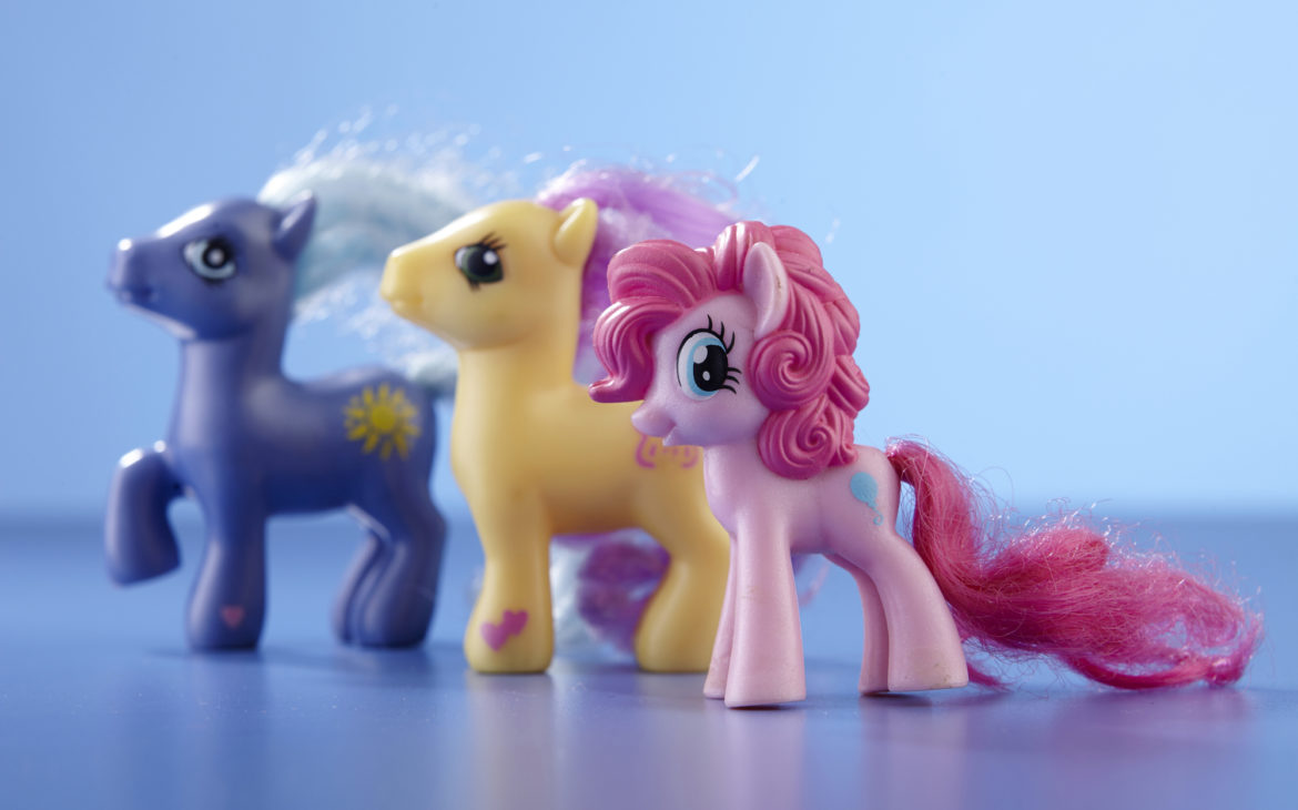 """WHAT THE LAUNCH OF """"MY LITTLE PONY"""" TEACHES US"""